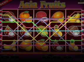 Asia Fruits