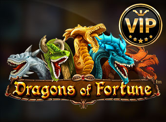 Dragons Of Fortune VIP